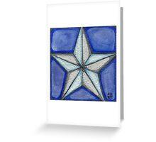 Shining Star Greeting Card