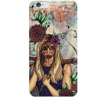 Buffy - Día de los Muertos iPhone Case/Skin