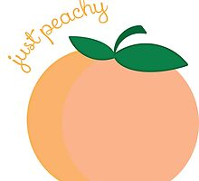 Just Peachy by morviarty