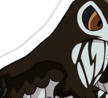 Hawlucha - Harlan's Red-Tailed Hawk Morph Sticker