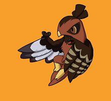 Hawlucha - Dark Intermediate Red-Tailed Hawk Morph Unisex T-Shirt
