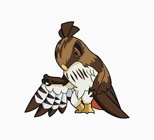 Hawlucha - Eastern Red-Tailed Hawk Morph Unisex T-Shirt