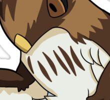 Hawlucha - Eastern Red-Tailed Hawk Morph Sticker