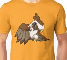 Hawlucha - Krider's Red-Tailed Hawk Morph Unisex T-Shirt