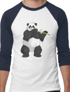 Bamboo Player Men's Baseball ¾ T-Shirt
