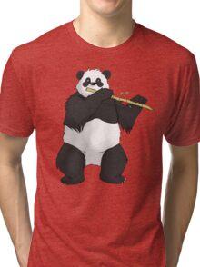 Bamboo Player Tri-blend T-Shirt