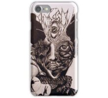 Clouded Atmosphere iPhone Case/Skin