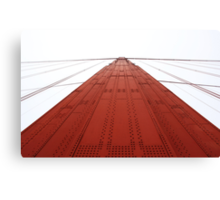 International Red Canvas Print