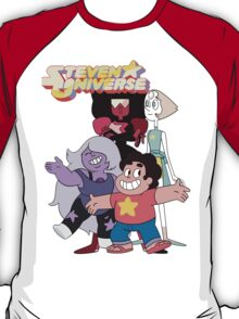 Steven universe and the gems T-Shirt