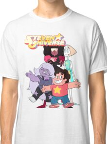 Steven universe and the gems Classic T-Shirt