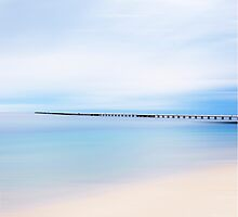 Bridge Between The Past and The Future by Wendy  Slee