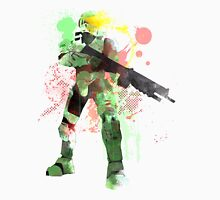 Master Chief, Halo Art Print Unisex T-Shirt