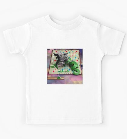Requiem For A Hall TEAPOT-27 Points Kids Tee