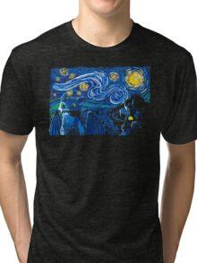 Starry Berk Tri-blend T-Shirt