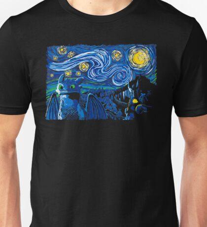 Starry Berk Unisex T-Shirt