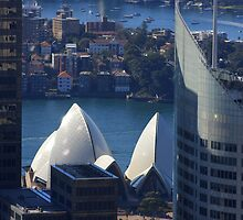 A different view of the Opera House by Lacemaker