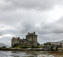 Eileen Donan Castle by Marylou Badeaux