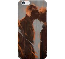 What are you drawing Ryan? // 208 iPhone Case/Skin