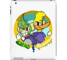 Chad & Jimmy iPad Case/Skin