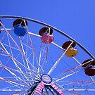 Ferris Wheel by June Holbrook