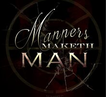 Manners Maketh Man by lunarhyis