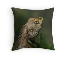 Fight or Flee Throw Pillow