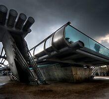 Millenium Bridge by igotmeacanon
