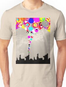 Making Bubbles Unisex T-Shirt