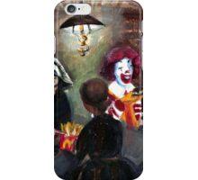 The Chips Eaters (Van Gogh) iPhone Case/Skin
