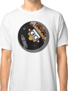Robot Lost In Space Classic T-Shirt