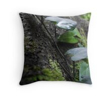 Substrate Throw Pillow