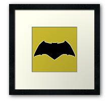 Bat Symbol Framed Print