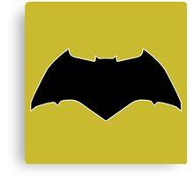 Bat Symbol Canvas Print