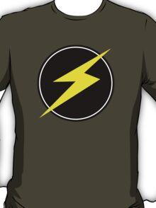 Awesome Lightning Bolt - Circle  T-Shirt