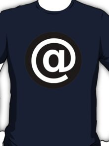 Cool Round icon @  T-Shirt
