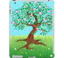 Spring tree iPad Case/Skin