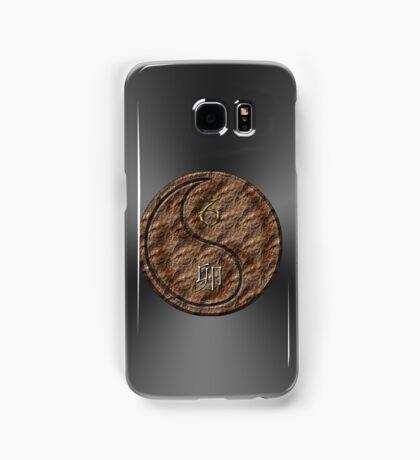 Capricorn & Rabbit Yin Earth Samsung Galaxy Case/Skin