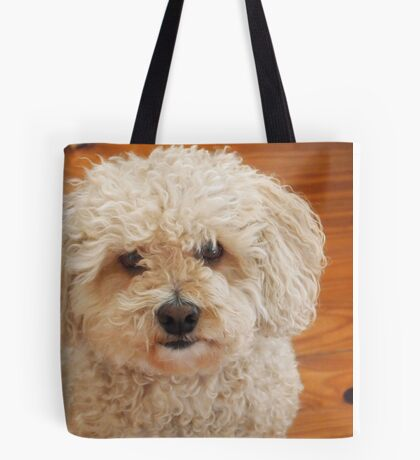 Schnoodle - the look of love Tote Bag