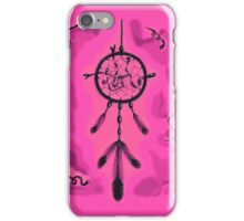 Catching Dreams (Pink) iPhone Case/Skin