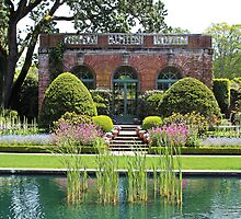 The Garden House at Filoli by Martha Sherman