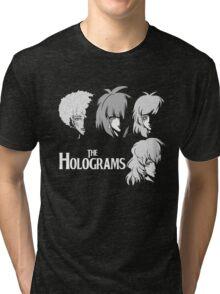 The holograms Tri-blend T-Shirt