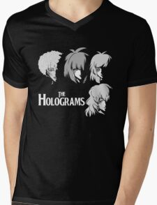 The holograms Mens V-Neck T-Shirt
