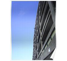 Tower block living Poster