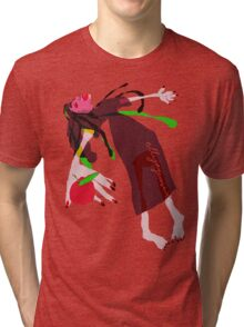 """Snow White"" Tri-blend T-Shirt"