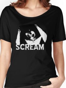Suicide room - Scream Women's Relaxed Fit T-Shirt