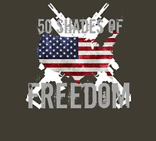 50 Shades of Freedom  Unisex T-Shirt