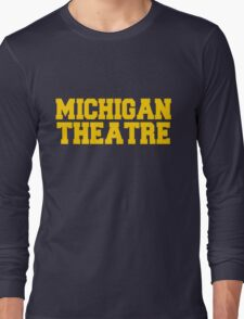 MI Theater Long Sleeve T-Shirt