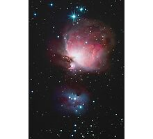The Orion Nebula by B A Kingsley Photographic Print
