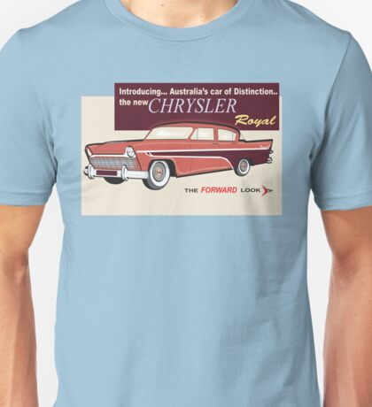 Chrysler Royal Unisex T-Shirt