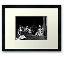 It's a Dolls Life Framed Print